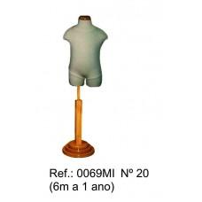 Busto Criança - 0069MI